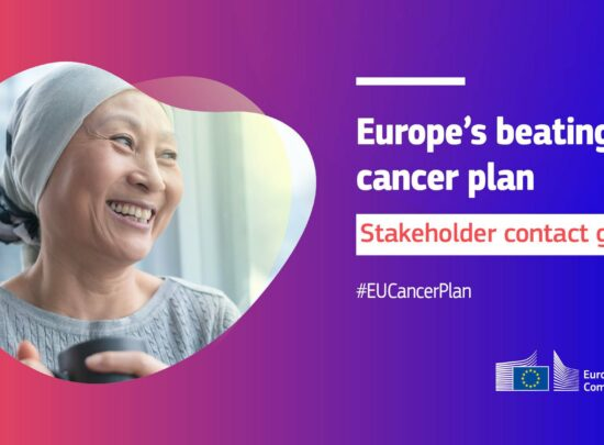 EONS supports Europe's Beating Cancer Plan