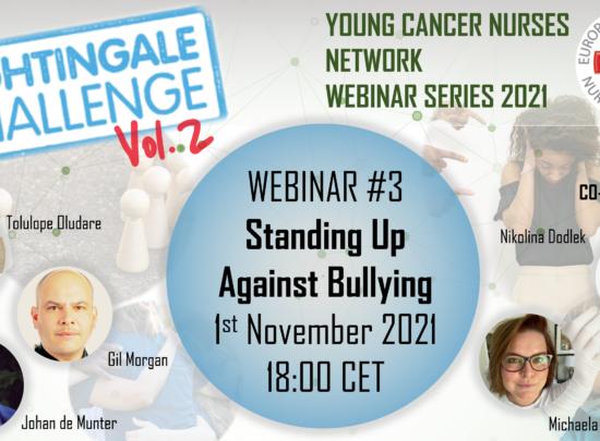 Nightingale Webinar 3: Standing Up Against Bullying